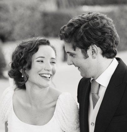 Novias Pol Núñez: la boda de Ángela y Paco