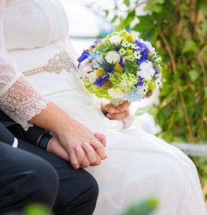 El vestido de novia de Bárbara