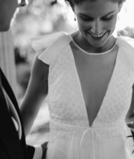 Recopilación de vestidos de novia Pol Nuñez 2016