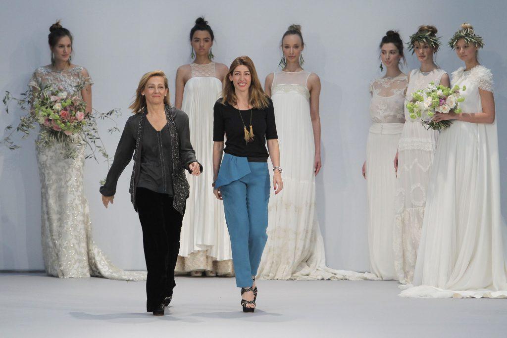 Pasarela Costura España 2016 Pol Núñez Novia