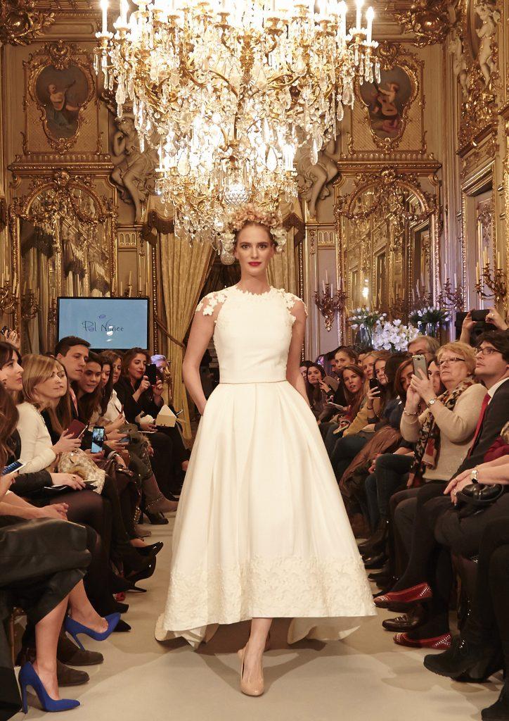 vestido de novia años 50 - polnunez_novias